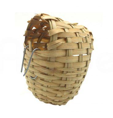 Nido de Bambú para Aves Exóticas