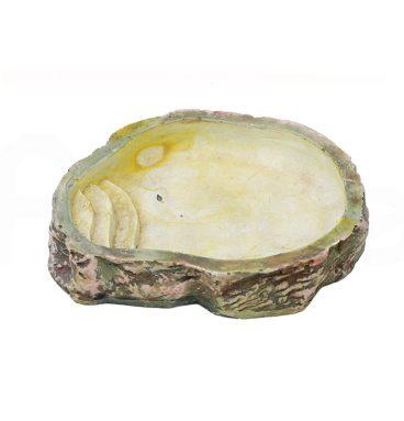 Comedero con Forma de Piedra