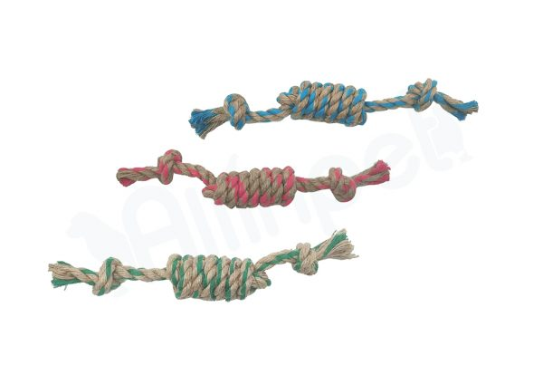 Nudo de Cuerda para Perro