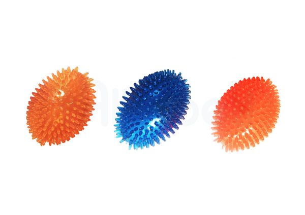 PelotaOvaladacon Textura de Pinchos
