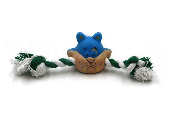 Gato de Juguete con Cuerdas
