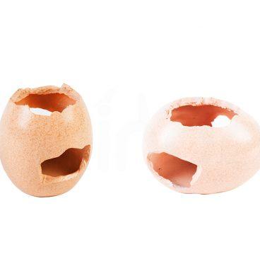 Decoración con Forma de Huevo