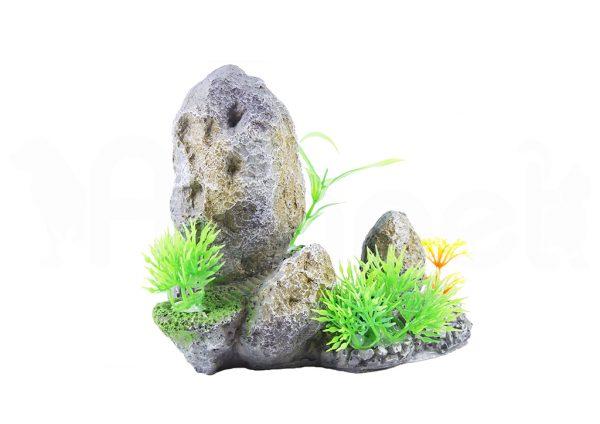 Piedra Decorativa Gris