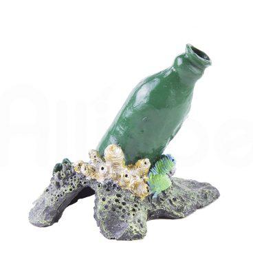 Decoración con Diseño de Botella