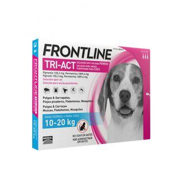 Pipetas Frontline Tri-Act