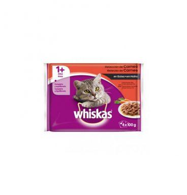 Whiskas Selección de Carne