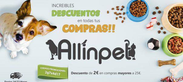 Allinpet - Los productos que tus Mascotas Necesitan al Mejor Precio