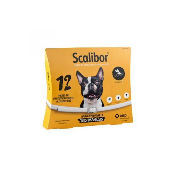 Collar Antiparasitario Scalibor 48 Cm
