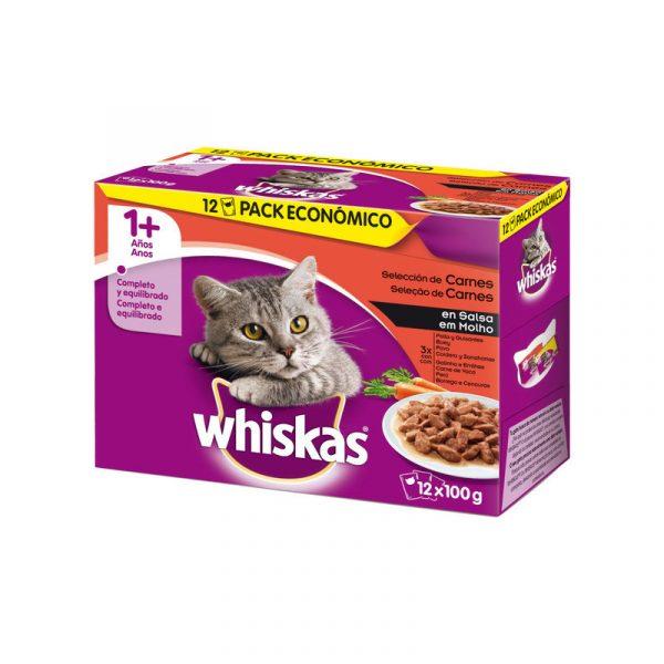 Whiskas de Carne