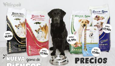 Nueva Gama de Piensos de Calidad para Perros al Mejor Precio
