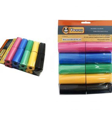 Bolsas para Perro con Distintos Colores