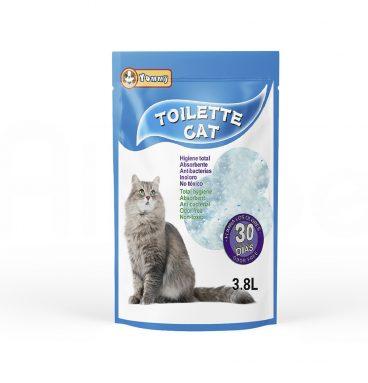 Arena de Sílice Toilette Cat