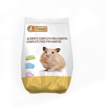 Alimento para Hamsters Completo y Equilibrado