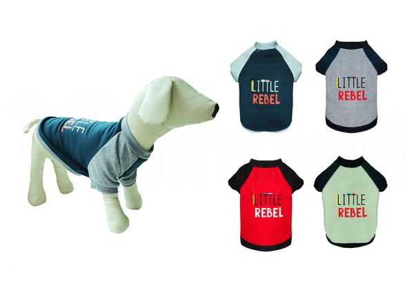 Sudadera para Perro Little Rebel