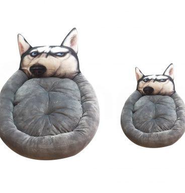 Forma de Perro Gris