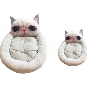 Forma de Gato Blanco