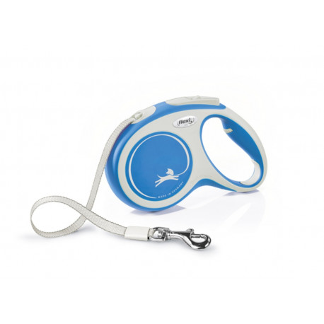 Allinpet flexi new comfort cinta s 5m azul 15 kg
