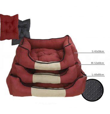 Cama New Confort Rojo