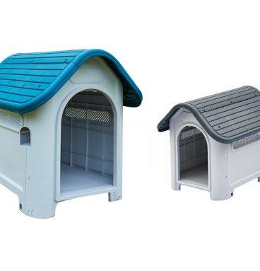 Caseta de Plástico Modern para Perro