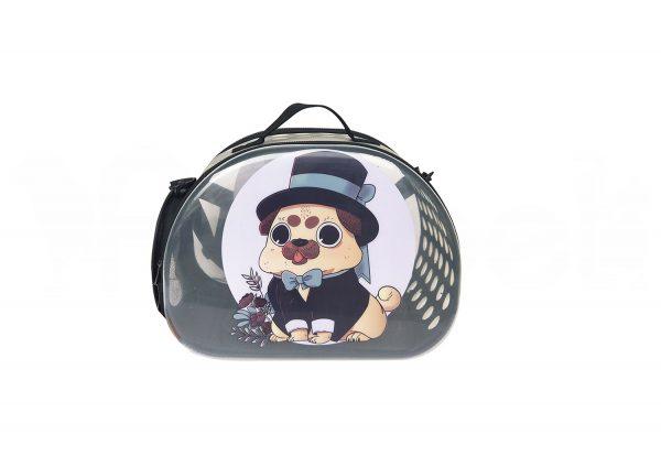 Tansportín EVA Transparente para Perro