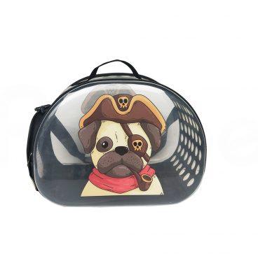 Tansportín Bolso EVA Transparente para Perros
