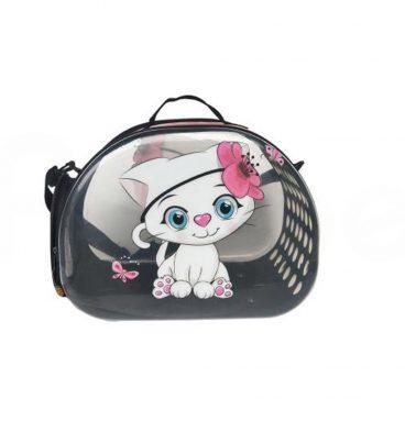 Tansportín Bolso EVA Transparente para Gatos