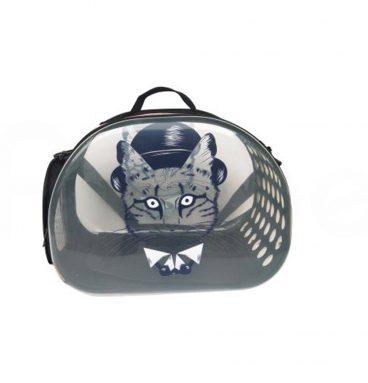 Tansportín EVA Transparente para Gato