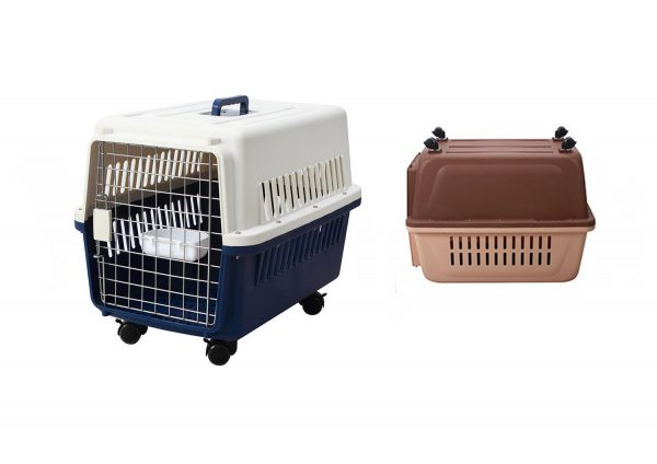 Transportín para Perro con Ruedas